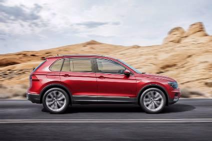 Volkswagen head of compact cars on Tiguan Allspace, autonomous cars ...