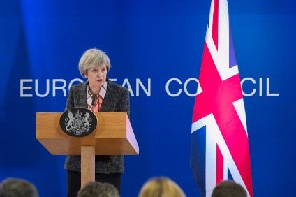 The SMMT is frustrated British prime minister Theresa May has made no further progress with a Brexit deal