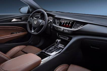 Opel Chief Interior Designer On The Insignia And Spacious
