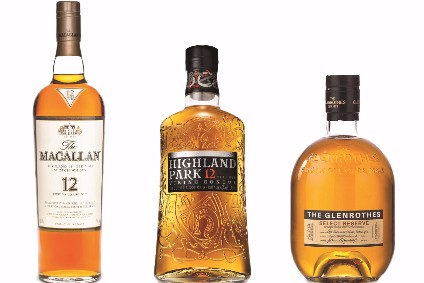 Edrington hands The Glenrothes distribution to Spirits Platform in Australia