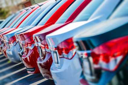 West European car market down 8 5% in August (but SAAR up to