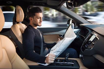 If A Self Driving Car Could Give You Back An Hour Each Day, How Would You  Use It? | Automotive Industry Analysis | Just Auto