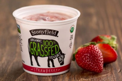 Stonyfield on block as condition of Danone's WhiteWave acquisition