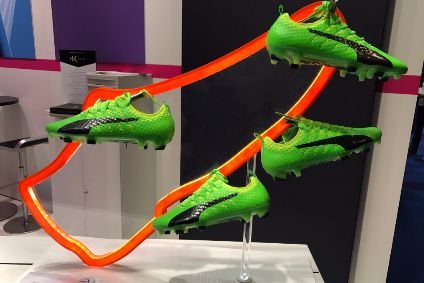 The evoPOWER Vigor 1 was developed in partnership with Covestro and uses Puma's Accufoam technology