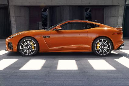 Bad Kitty: 575PS SVR Is The Fastest Jaguar Yet Due To Weight Loss And 25PS