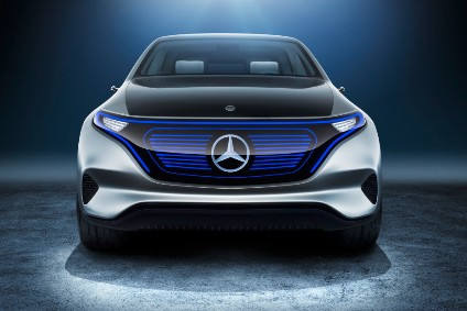 ANALYSIS - future Mercedes-Benz hybrid & electric vehicles [updated