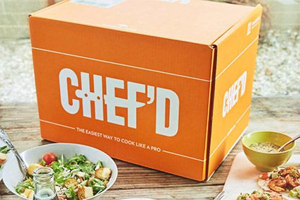 Campbell Soup Co. invests in US meal-kit business Chefd