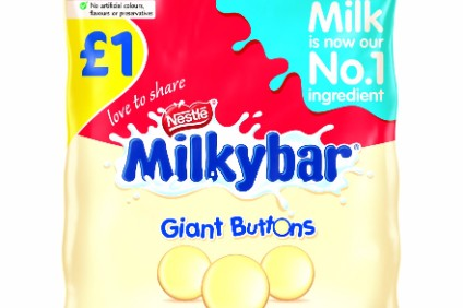 Sugar cut, milk added in Nestle Milkybar revamp