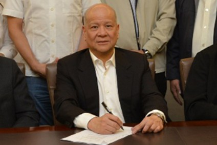 San Miguel Food and Beverage CEO Ramon Ang said the project will cost almost US$4bn