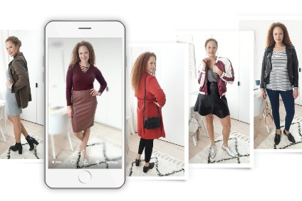 The new Amazon Echo Look app lets users preview outfits, mark favourites and compare styles