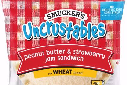 Smucker removes high fructose corn syrup from Uncrustables