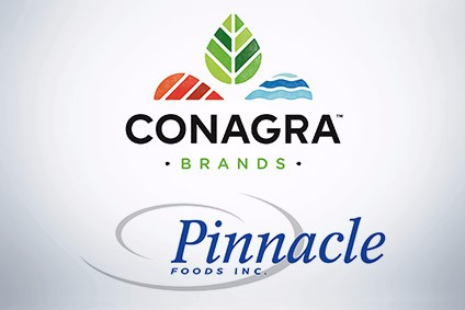 Conagra Brands strikes deal for US peer Pinnacle Foods