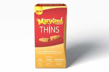 Burtons Biscuits Co. to launch thinner Maryland line in UK, Ireland