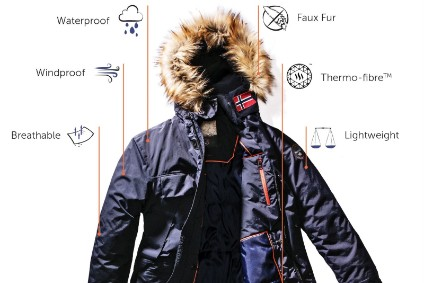 Napapijri brand becomes 100% down and fur free