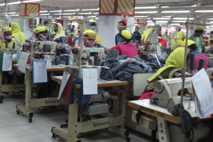 Unions want wages for an entry-level apparel worker to triple to BDT16,000 (US$192) a month