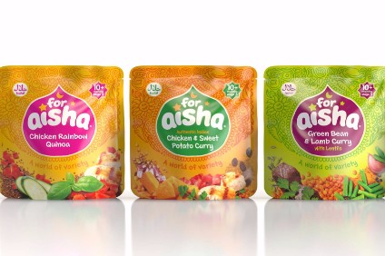The next steps for UK baby food firm For Aisha - interview