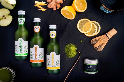 Kineta Drinks RTD matcha drinks range