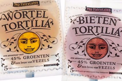 Dutch tortilla wrap maker No Fairytales among PepsiCo incubator inductees
