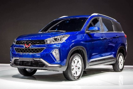 The Hong Guang S3 is Wulings first SUV