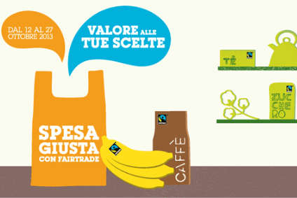 Volume of Fairtrade business in Italy doubled in past five years