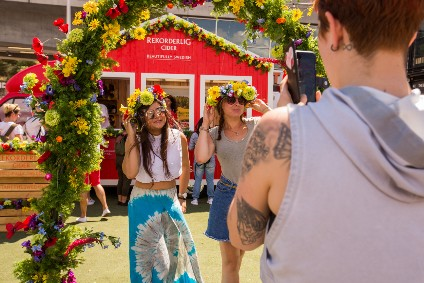Molson Coors is launching outdoor activations for Rekorderlig across the UK