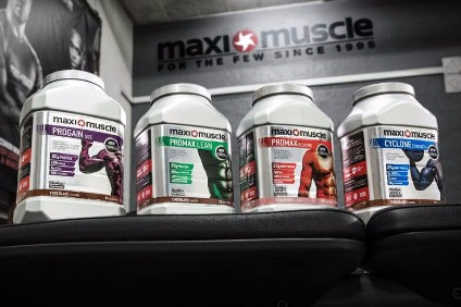 GlaxoSmithKline lining up MaxiNutrition for sale