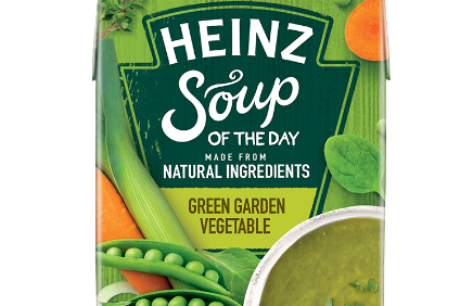 Kraft Heinz launches into wet ambient soups in UK