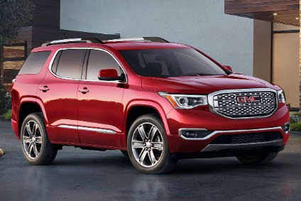 An RHD version of the new GMC Acadia will become a Holden