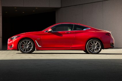 Q60 Is Seen By Infiniti As A Rival For The BMW 4 Series Coupé