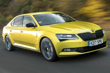 Why Non Premium Brands Should Study The Škoda Superb Automotive Industry Ysis Just Auto