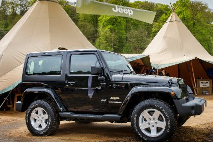 Prices for the two-door Wrangler start at £34,740