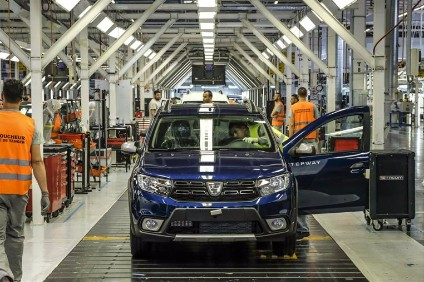 Tangier Dacia plant built 1m units in five years