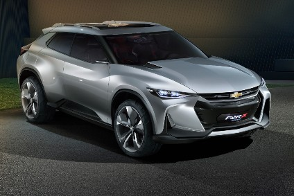 The Fnr X Find New Roads Crossover Concept Could Herald A Future Toyota