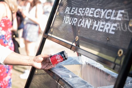 The Coca-Cola Co makes UK recycling promise amid pressure over plastic