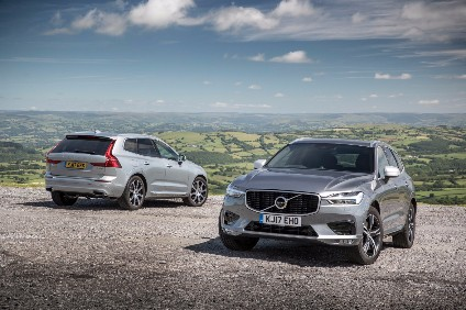 Volvo's hand-me-down little sister - the redesigned XC60