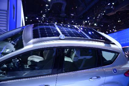 Manufacturers Energise The Solar Car Roof Market Automotive Industry Ysis Just Auto