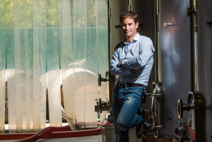Raphael Michel CEO Guillaume Ryckawaert foresees a bright future for bulk wine