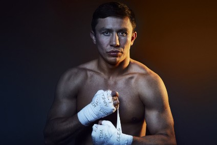 Gennady Golovkin is boxings unified middleweight world champion