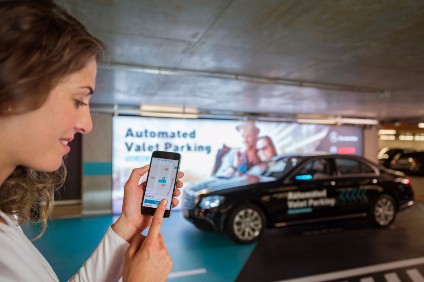 Daimler and Bosch Unveil Automated Valet Parking