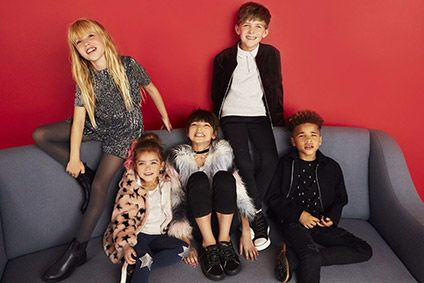 Arcadia Group has announced the launch of a childrenswear brand