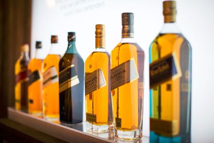 Diageo's fiscal-2017 performance by region - results data
