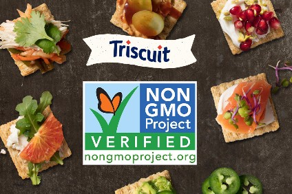 Mondelez converts Triscuit to Non-GMO Verified