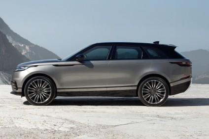 ncaps score range rover velar five stars automotive. Black Bedroom Furniture Sets. Home Design Ideas