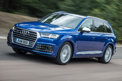 How 900Nm and 48V make the Audi SQ7 TDI epic | Automotive