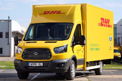 Start with a Ford Transit and electrify