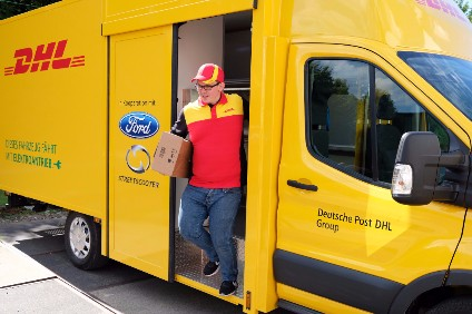 DHL Deutsche Post has come up with an EV van based on the Ford Transit