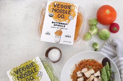 Veggie Noodle Co. sells stake to private-equity firm Encore Consumer Capital