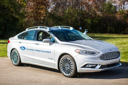 Fusion Hybrid prototype is Fords latest take on autonomous drive