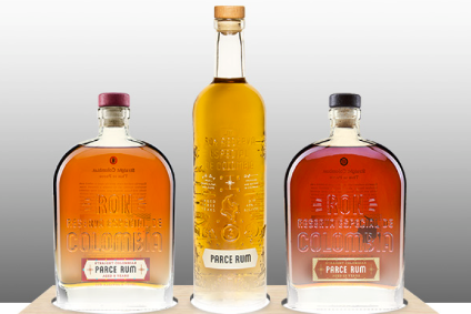 THe three-strong Parce Rum range will roll out across the US next week