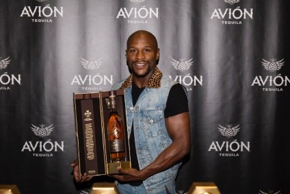Pernods Tequila Avion release will feature the signature of boxer Floyd Mayweather Jr